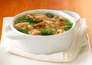 Крем-суп «Шампиньон всему голова»
