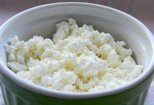 Рисовая каша с творогом