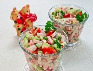 "Салат ""Романтика"""