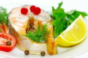 Рыба для здоровья