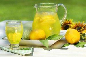 Лимонно–мятная настойка