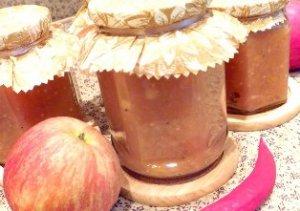 Яблочно-манговый чатни
