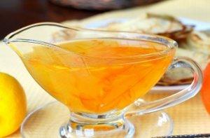 Цитрусовый соус