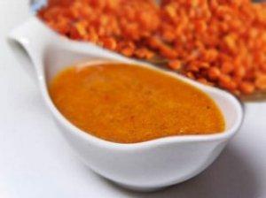 Морковная сальса с чили