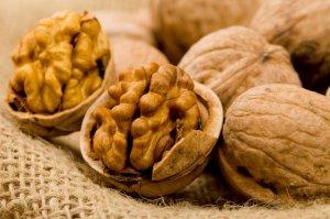 Грецкие орехи как элемент здорового питания