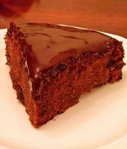 Шоколадный теплый кекс и рецепт его приготовления