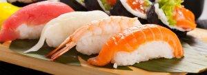 Японское блюдо - суши