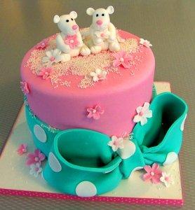 Детские праздничные торты
